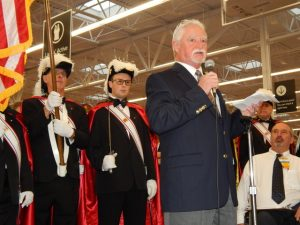 Brian Smith, the chairman of the Derby Selectboard, also played a key role in bringing Walmart to Derby.