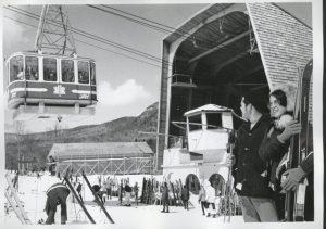 Early tram side.